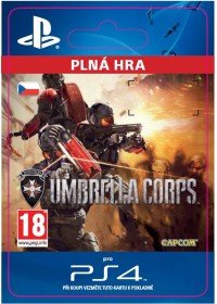 CZ PS4 - Umbrella Corps