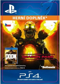 CZ PS4 - DOOM Season Pass Bundle