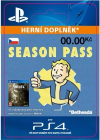 CZ PS4 - Fallout 4 Season Pass Bundle