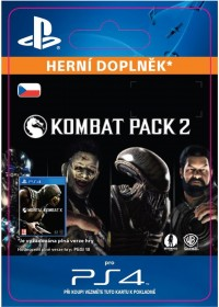 CZ PS4 - Mortal Kombat X Kombat Pack 2