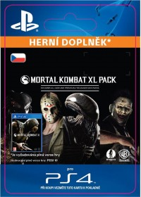 CZ PS4 - Mortal Kombat X XL Pack