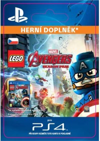 CZ PS4 - LEGO® Marvel's Avengers Season Pass