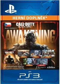 CZ- PS3 - Call of Duty®: Black Ops III - Awakening DLC
