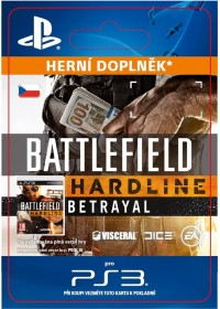 CZ PS3 - Battlefield Hardline Betrayal