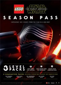 CZ - PS3 - LEGO® Star Wars: The Force Awakens Season Pass