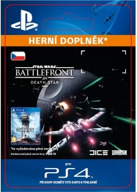 CZ PS4 - Star Wars Battlefront Death Star