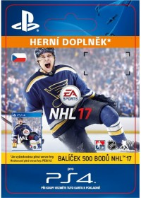 CZ PS4 - 500 NHL Points Pack