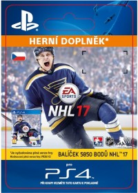 CZ PS4 - 5850 NHL Points Pack