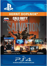 CZ PS4 - Call of Duty: Black Ops III - Salvation DLC