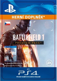 CZ PS4 - Battlefield 1 Premium Pass