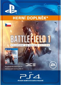 CZ PS4 - Battlefield 1 Deluxe Edition Content