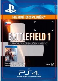 CZ PS4 - Battlefield 1 Shortcut Kit: Medic Bundle