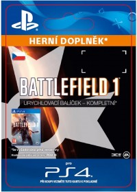 CZ PS4 - Battlefield 1 Shortcut Kit: Ultimate Bundle