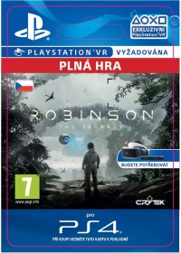 CZ PS4 - Robinson: The Journey