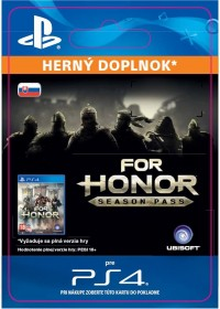 SK PS4 - FOR HONOR SEASON PASS