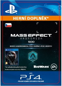 CZ PS4 - 500 Mass Effect: Andromeda Points