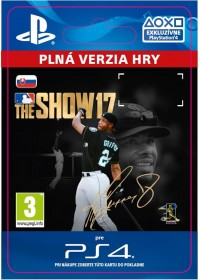 SK PS4 - MLB The Show 17 [EU]