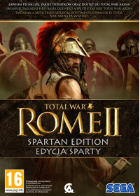 Total War: Rome 2 (Spartan Edition) CZ titulky