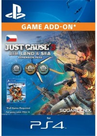 CZ PS4 - Just Cause 3: Air, Land & Sea Expansion Pass