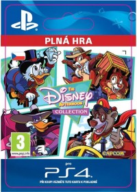 CZ PS4 - The Disney Afternoon Collection