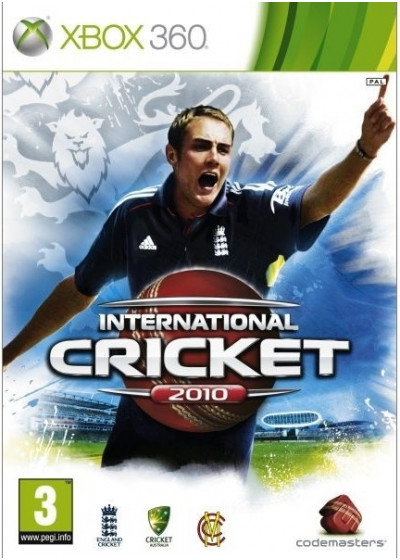 International Cricket 2010 Xbox 360