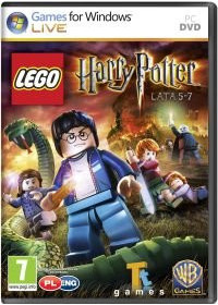 LEGO Harry Potter: Léta 5-7 (PC) DIGITAL