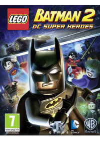 LEGO Batman 2: DC Super Heroes (PC) DIGITAL