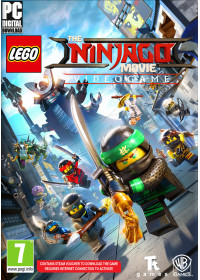 LEGO Ninjago Movie Videogame (PC) DIGITAL