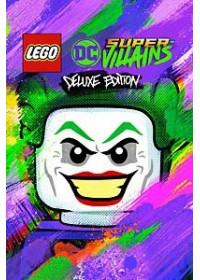 LEGO DC Super-Villains Deluxe Edition (PC) DIGITAL