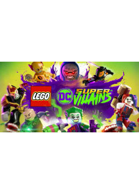 LEGO DC Super-Villains (PC) DIGITAL