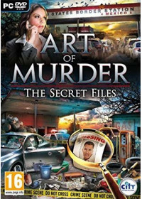 Art of Murder - The Secret Files (PC) Klíč Steam