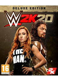 WWE 2K20 Deluxe Edition (PC) Steam
