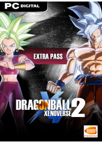 DRAGON BALL XENOVERSE 2 - Extra Pass (PC) Klíč Steam