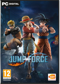 Jump Force Deluxe Edition (PC) Steam