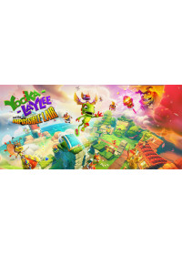 Yooka-Laylee and the Impossible Lair (PC) Steam