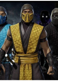 Mortal Kombat 11 Klassic Arcade Ninja Skin Pack 1 (PC) Klíč Steam