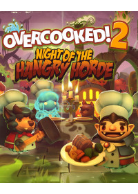 Overcooked! 2 - Night of the Hangry Horde (PC) Klíč Steam