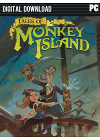 Tales of Monkey Island Complete Pack (PC) Steam