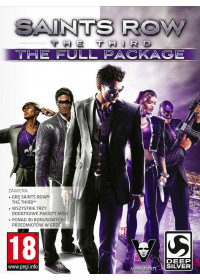 Saints Row The Third: The Full Package (PC) DIGITAL