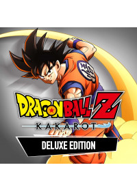 DRAGON BALL Z: KAKAROT - Deluxe Edition (PC) Steam