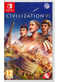 Switch Sid Meier's Civilization 6