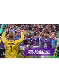Football Manager 2020 (PC) Steam