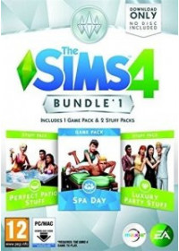 The Sims 4 Sada 1 (PC) DIGITAL