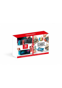 Nintendo Switch Neon + Nintendo Labo Variety kit