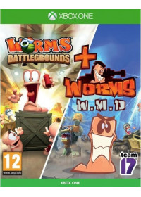 Worms Battlegrounds + Worms W.M.D.