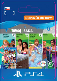CZ PS4 - The Sims™ 4 Fun Outside Bundle