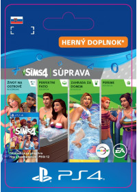 SK PS4 - The Sims™ 4 Fun Outside Bundle