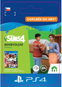 CZ PS4 - The Sims™ 4 Tiny Living Stuff Pack