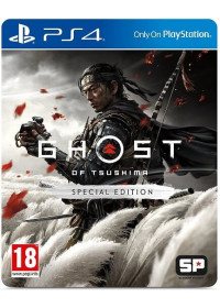 Ghost of Tsushima CZ
