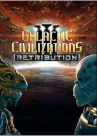 Galactic Civilizations III: Retribution Expansion (PC) Steam